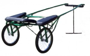 Training Cart, Educational Horse Cart